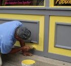 How to carry out high rise paint work for your buildings